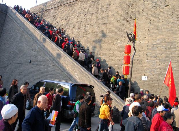 The Double Ninth Festival Celebrations