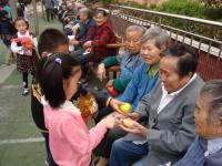 The Double Ninth Festival Respecting Elders