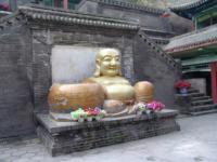 Five-spring Mountain Buddhist Statue