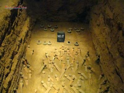 Archeological Findings at Hanyang Tomb