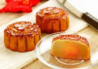 The Mid-autumn Festival Moon Cakes