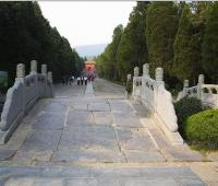 The Ming Tomb in Nanjing (Xiao-ling),Nanjing