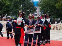 Panwang Festival dances and performances