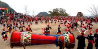 The wonderful performance of Panwang Festival