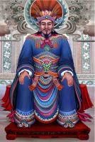 Panwang King - Yao people's mythological ancestor