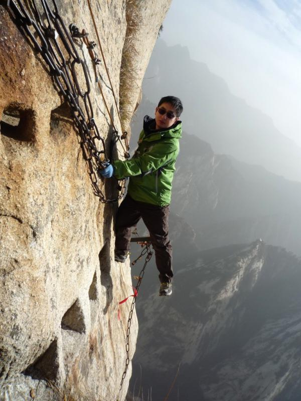 The Scariest Stairs And Plank Roads In China Easy Tour China