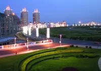 The Squares in Dalian Dawn