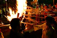 Torch Festival of Bai people