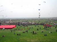 Kite-flying Field