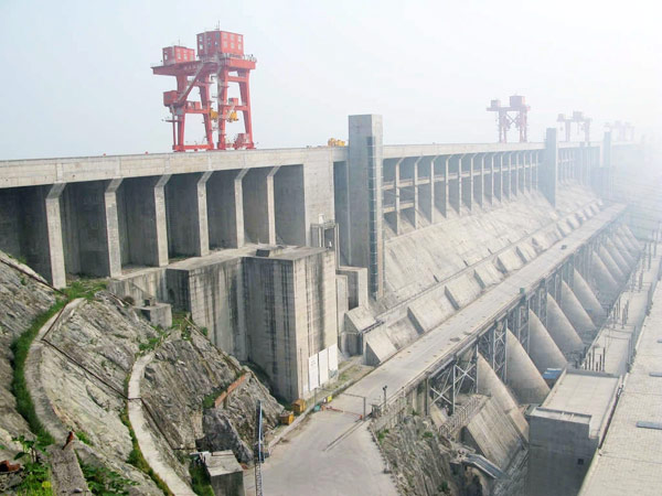 Three Gorges Project Dam