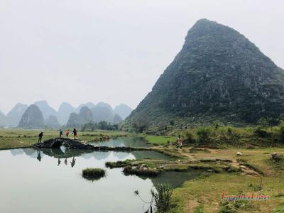 Hike Tianxin Village