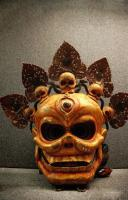 Mask Exhibition in Museum