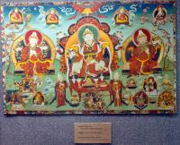 Tibet Museum Colorful Paintings