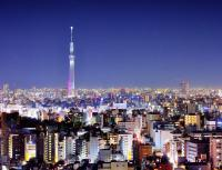 Tokyo Skytree And the City