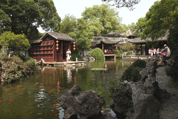 Tongli Ancient Town Traditional Garden