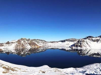 Xinjiang Heaven Lake