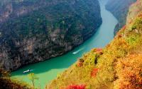 Three Gorges Yangtze River
