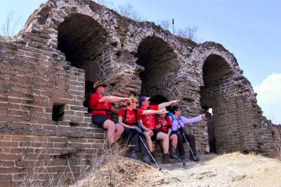 Wild Great Wall Hiking in Beijing