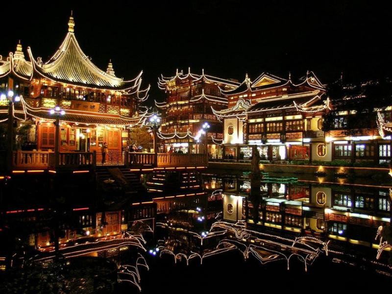 r17-day China Ancient Architecture Tour