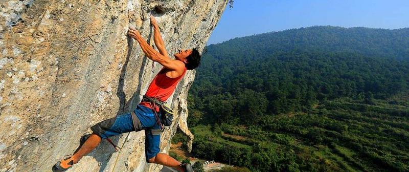 Guilin Yangshuo Climbing Festival 2017
