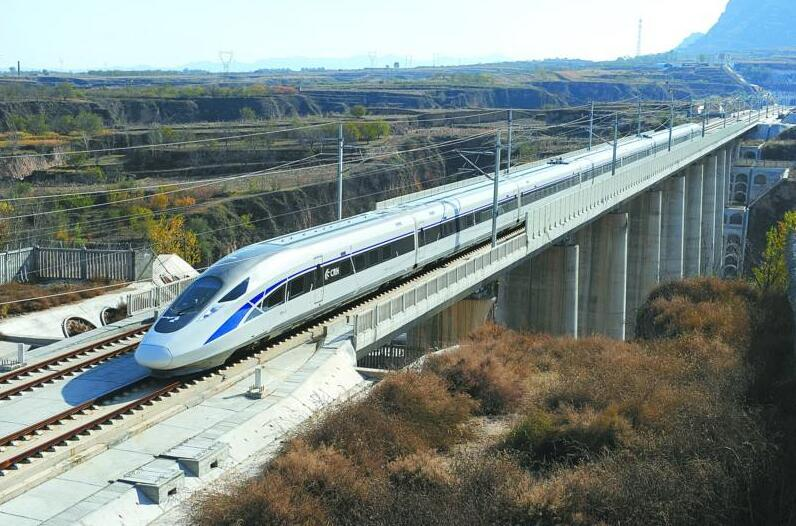 New Sleeper Bullet Trains in China