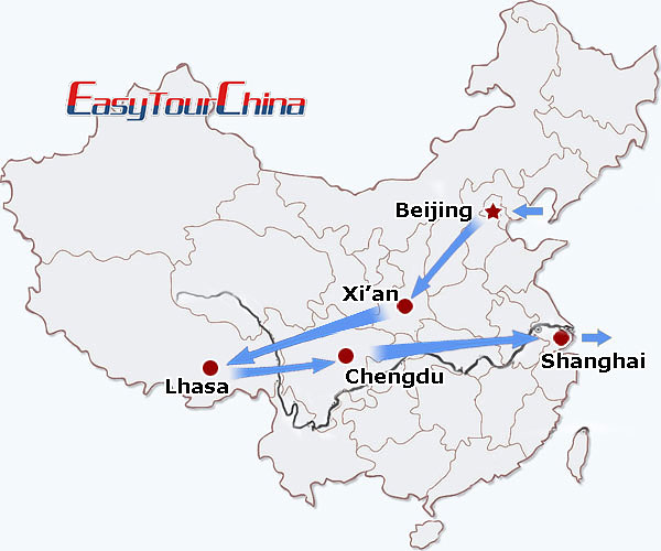 r13-day China Tibet Tour