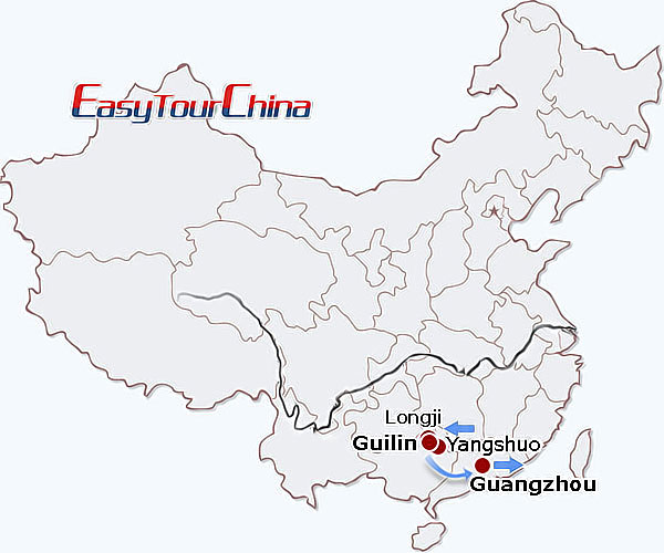 r7-day Guilin & Guangzhou Tour