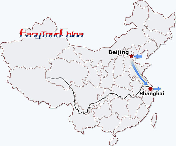5-day Beijing Shanghai Tour