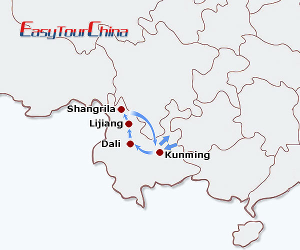 r16-day Yunnan Ethnic Exploration