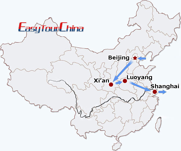 r11-day China Kung Fu Tour
