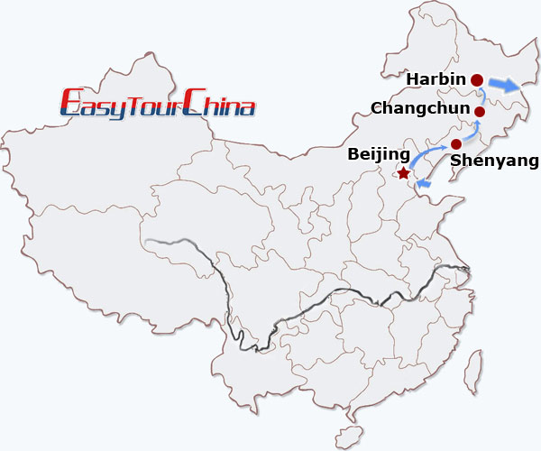 r11-day Northeastern China by Speed Train