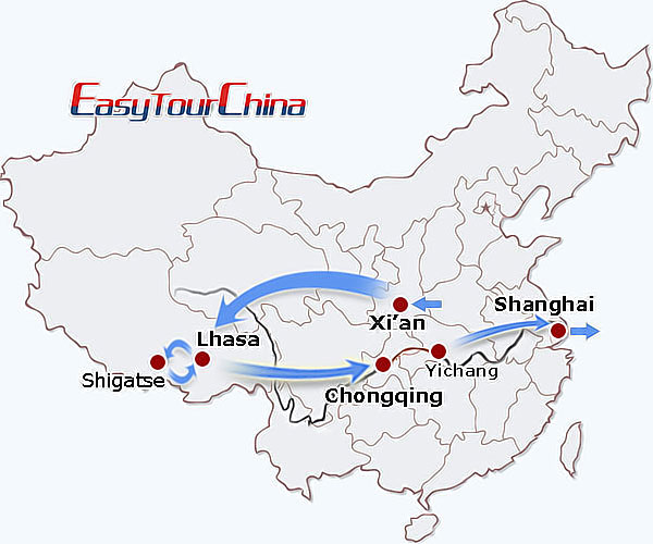 r14-day Impressive China Tour
