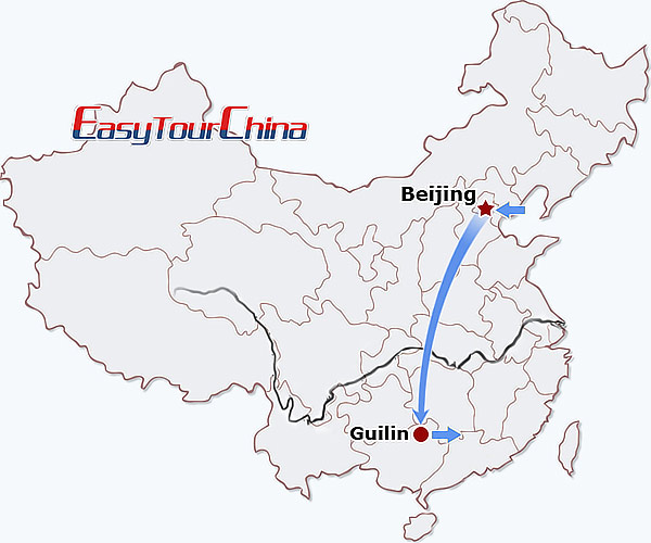 5-day Beijing Guilin Tour