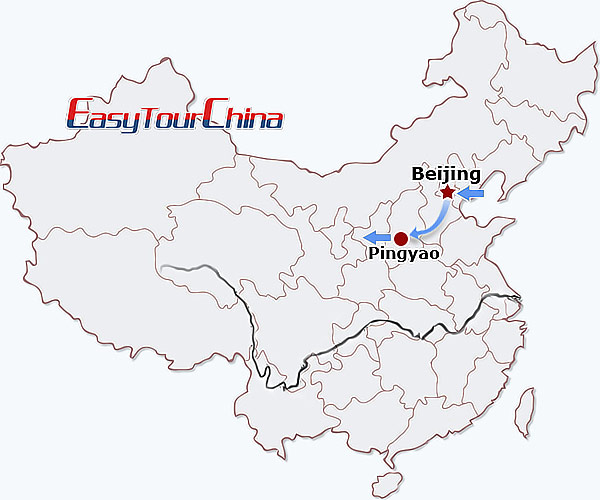 5-day Beijing Pingyao Tour