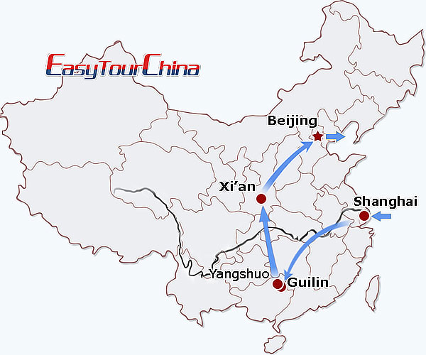 r14-day China Train Highlights