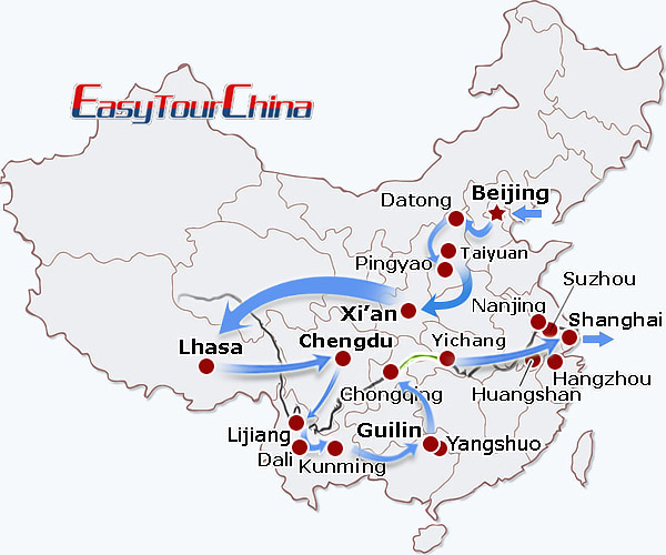 r42-day Absolute China Journey