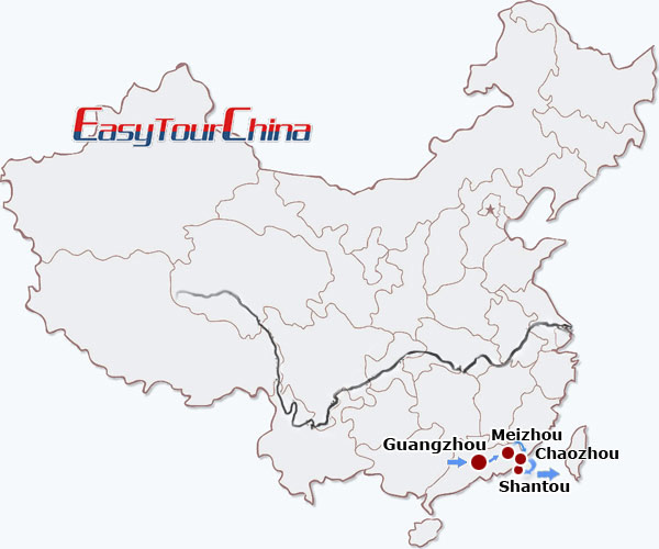rHistoric Guangdong Tour