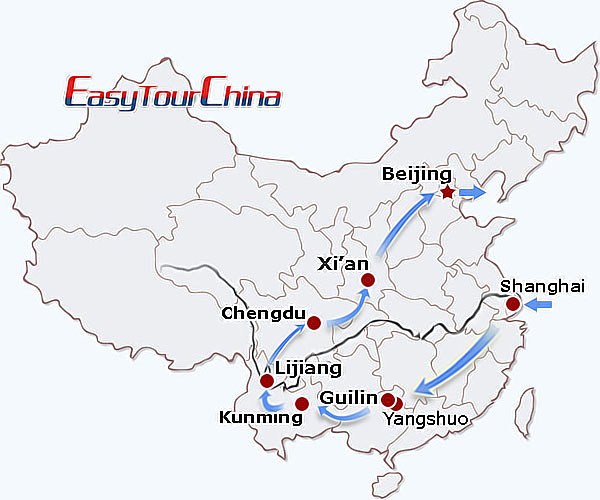 r16-day Luxury China Signature Tour