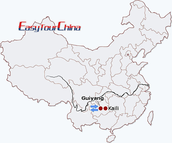 r5-day Guizhou Express