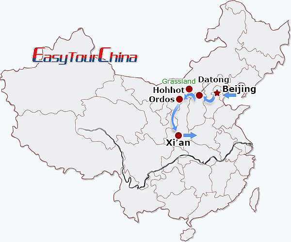 r11-day Nomadic China Tour