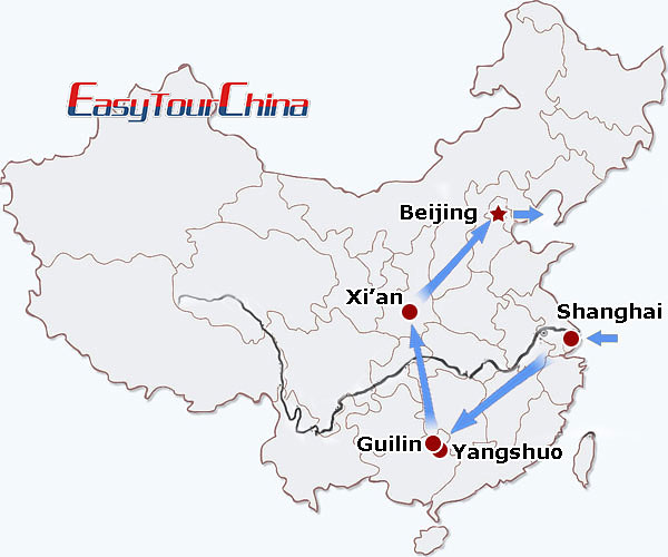 r11-day China Delight Tour