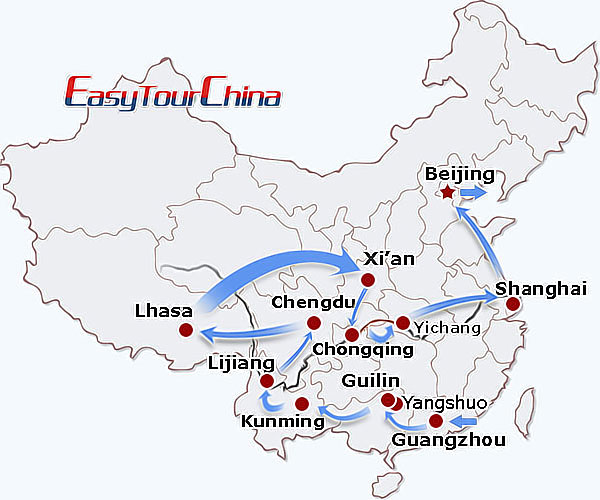 r25-day China Lifetime Journey