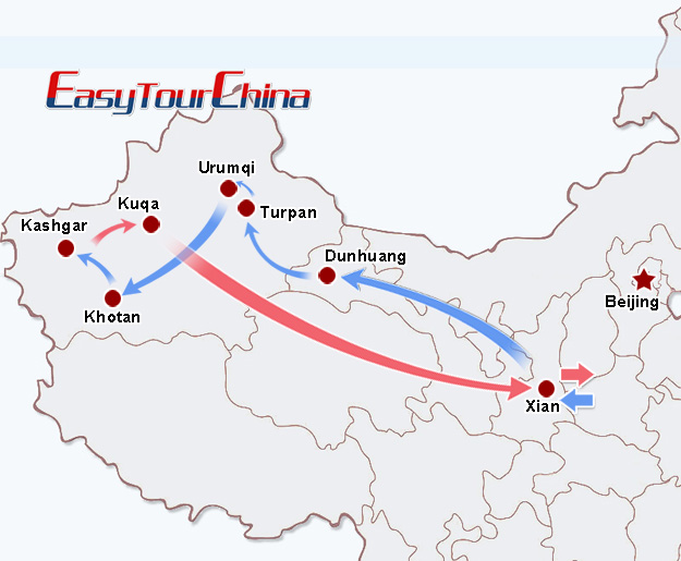 r15-day China Silk Road Discovery