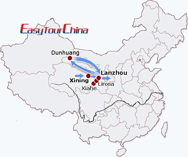 r10-day Qinghai & Gansu Expedition
