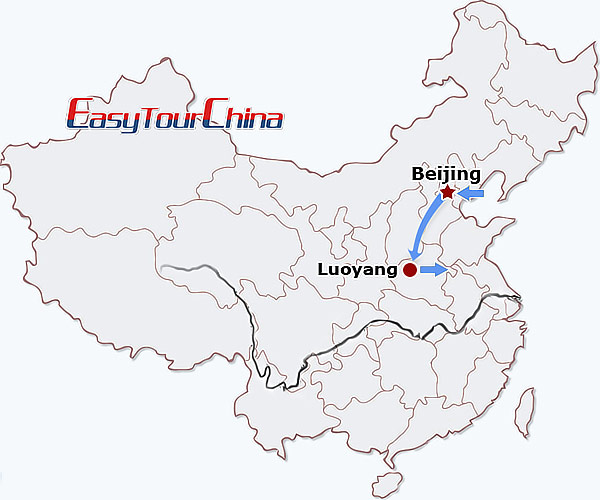 5-day Beijing Luoyang Tour