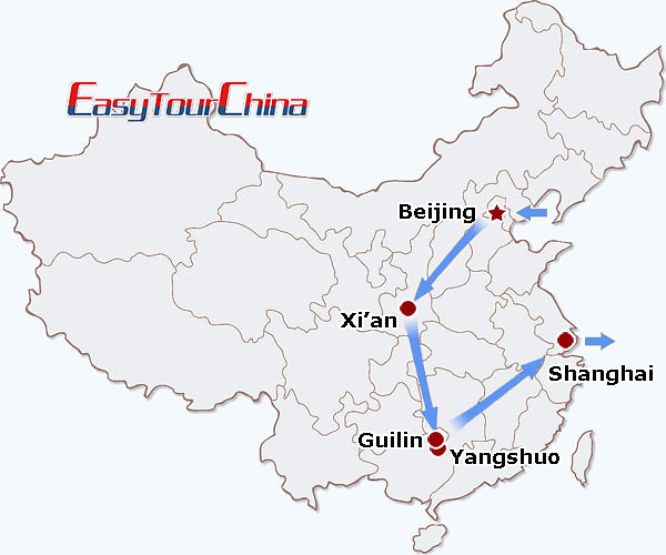 r11-day China Highlights Tour