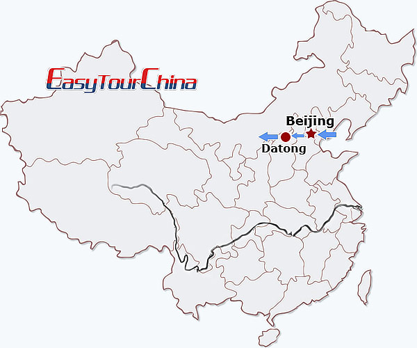 5-day Beijing Datong Tour