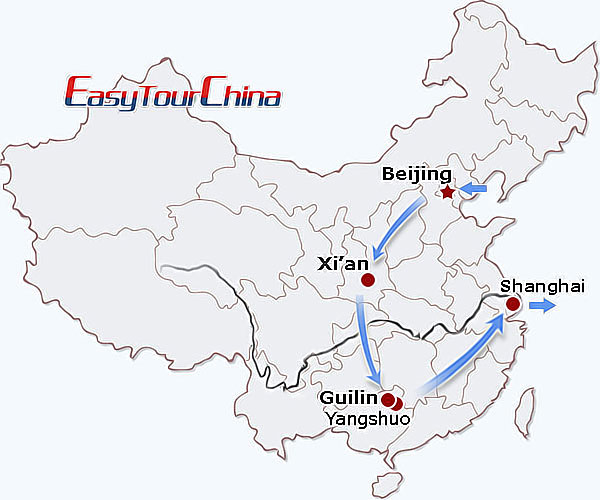 r11-day China Educational Travel