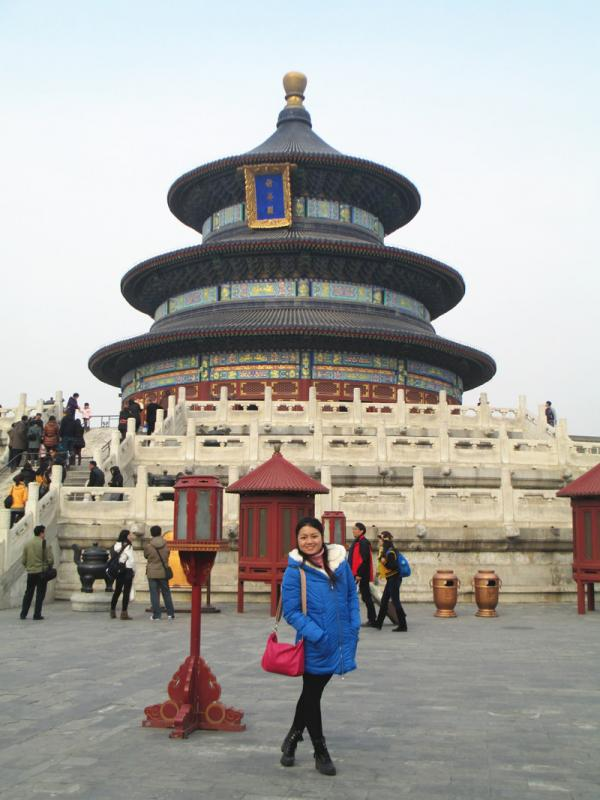 Alliance Trip to Temple of Heaven