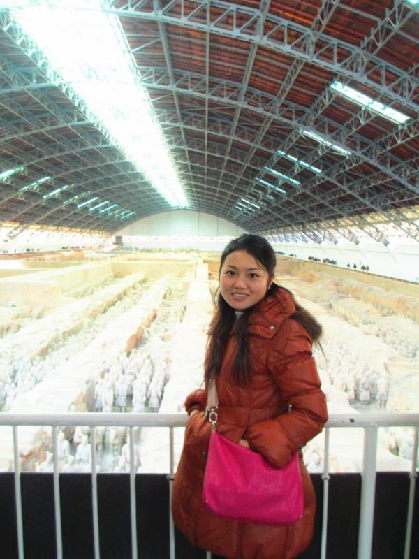 Alliance's Visit to Terracotta Army Museum